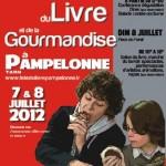 Fête du livre et de la gourmandise 2012 (c) fetedulivrepampelonne.fr