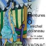 L'art en pays salvagnacois 2012 (c) culture et tourisme