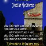Montdragon Clair d'été 2012 (c) Cie Chrysalide