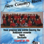 Rabastens Soirée Country Bar juillet 2012 (c) NEW COUNTRY SHOW