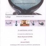 Conférence sur le patrimoine verrier (c) Musée Raymond Lafage