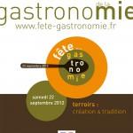 Fête de la Gastronomie 2012