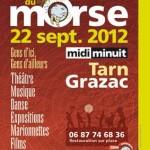 Grazac Les Renc'Arts du Morse (c) La Compagnie du Morse