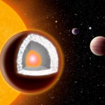 55 Cancri-e, une planète de diamants / © Haven Giguere / Yale University / AFP