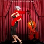 Madame est au violon (c)