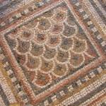 Mosaïque VI°siècle ap. JC (c) Amis des Musées et du Patrimoine de Gaillac