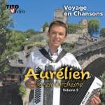 Voyage en chansons, volume 3 - Aurélien et son orchestre
