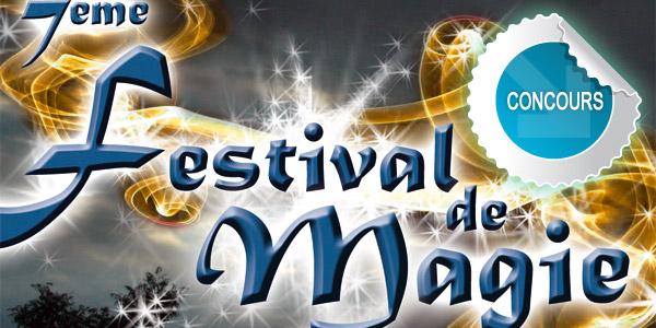 Gagner des places pour le 7ème festival de magie à Cap Découverte - Concours DTT