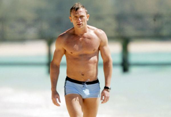 Daniel Craig dans Casino Royale / © Gaumont Columbia Tristar Films