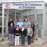 Outils de pilotage, les participants à la formation 2011-2012 / © CCI du Tarn
