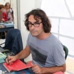Philippe Lechermeier - Salon du Livre de Gaillac / © François darnez - Les petits lézards