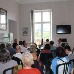 Café littéraire, Salon du Livre de Gaillac / © François darnez - Les petits lézards