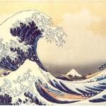 La Vague (c) hokusai