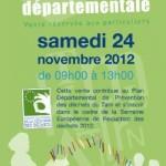 Vente de livres d'occasion à la BDP du Tarn (c)