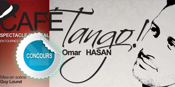 Gagnez des places pour le concert d'Omar Hasan - Concours DTT