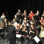 Fantasia et orchestre d'harmonie (c) Conservatoire de Musique et de Danse du Tarn