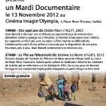 Gaillac Mardi documentaire (c) Médiathèque de Gaillac / Le Hamac rouge