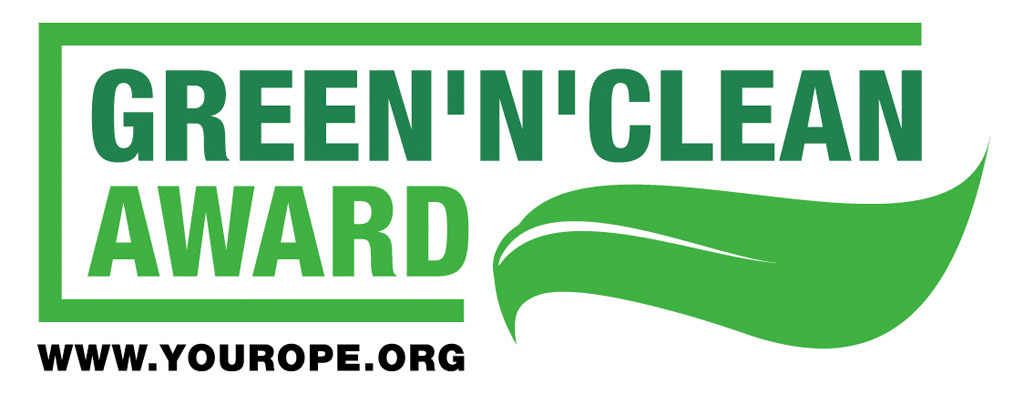 Green'n'clean award