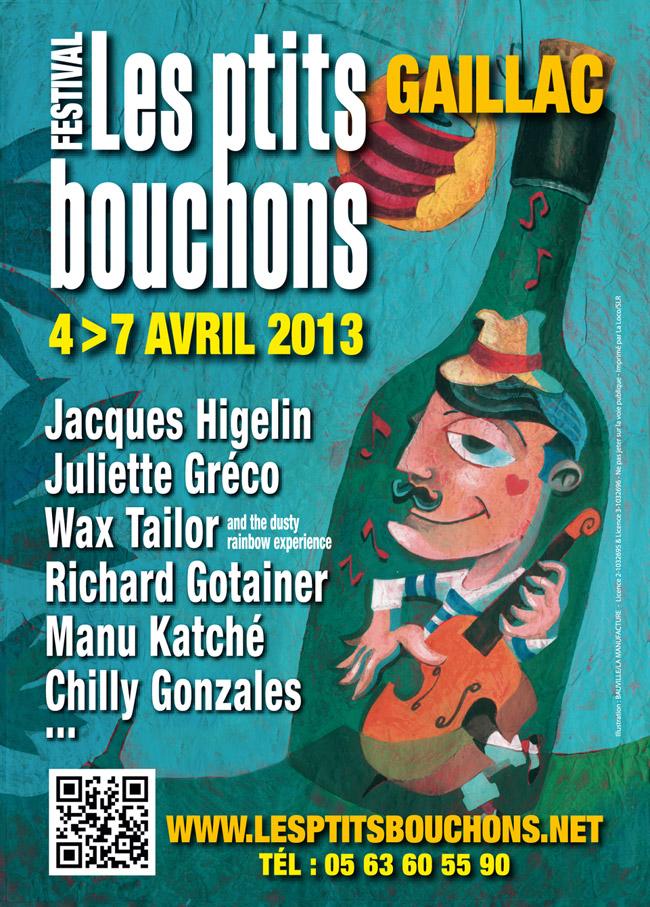 Festival Les Ptits Bouchons 2013