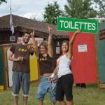 Festival Pause Guitare, Albi - Toilettes sèches / © Pause Guitare