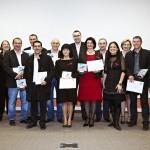 Promotion 6 de l'Ecole des Managers, jeudi 22 novembre 2012 - Castres / © CCI du Tarn
