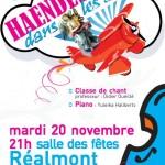 Réalmont Haendel dans les Airs (c) Conservatoire de musique et de danse du Tarn