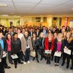 Remise de diplômes au CFA IFA en présence de Michel Bossi - Vendredi 16 novembre 2012 / © CCI du Tarn