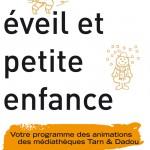 Tarn & Dadou : éveil et petite enfance - Automne-Hiver 2012