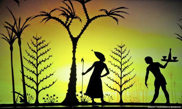 Castres princes et princesses spectacle en ombres - Princesse qui danse ...