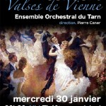 Albi Valses de Vienne (c) Conservatoire de Musique et de Danse du Tarn