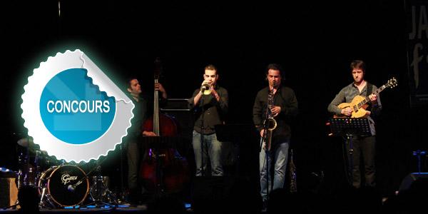 Gagnez des places pour le concert de Tonton Salut Jazz Unit à Saint-Sulpice - Concours DTT