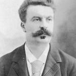 Guy de Maupassant (c) wikipedia
