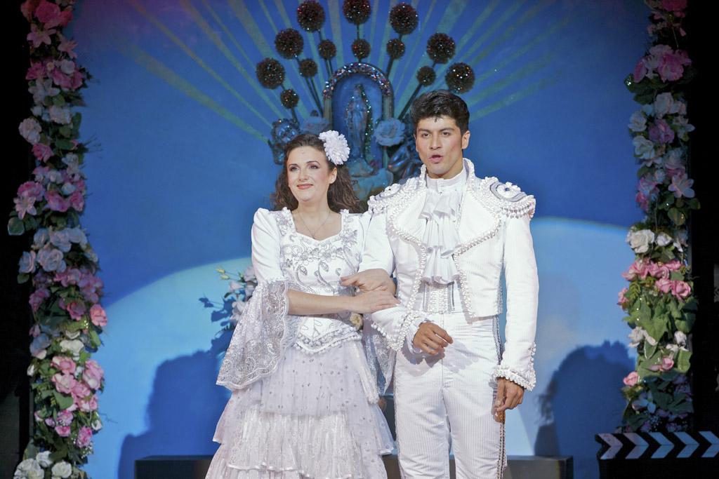 La belle de Cadix par la Compagnie Opéra Eclaté