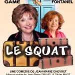 Le Squat (c) Théâtre et comédie