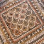 Mosaïque du IV° siècle (c) Ville de Gaillac - Service Culture