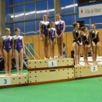 Première sélective pour les catégories régionales en gymnastique acrobatique, tumbling et trampoline, Muret / © Tempo Gym