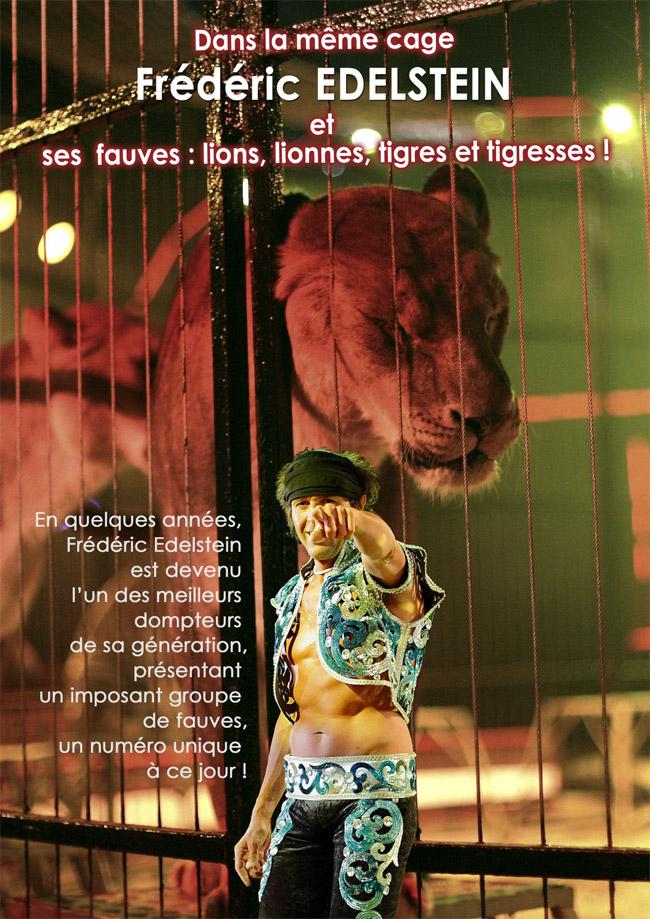 Cirque P inder, Frédéric Edelstein / © Cirque Pinder