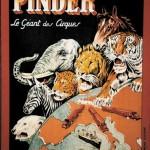 Cirque Pinder - Affiche / © Pinder