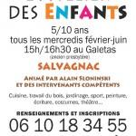 Salvagnac L'Atelier des Enfants (c) Places en Fête