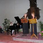 Anne Alquier et Bernadette Etchebe (c) Médiathèque de Parisot