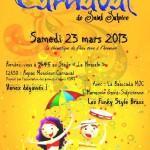 Carnaval de Saint-Sulpice (c) MJC de Saint-Sulpice