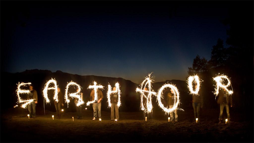 Earth Hour / © WWF