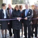 Inauguration des nouveaux locaux du siège et de l'antenne d'Albi du service pénitentiaire d'insertion et de probation du Tarn (SPIP), jeudi 21 février 2013 / © Préfecture du Tarn