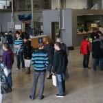 Journée portes ouverte s au Pôle de Formation Automobile, Samedi 23 mars 2013 / © CCi du Tarn