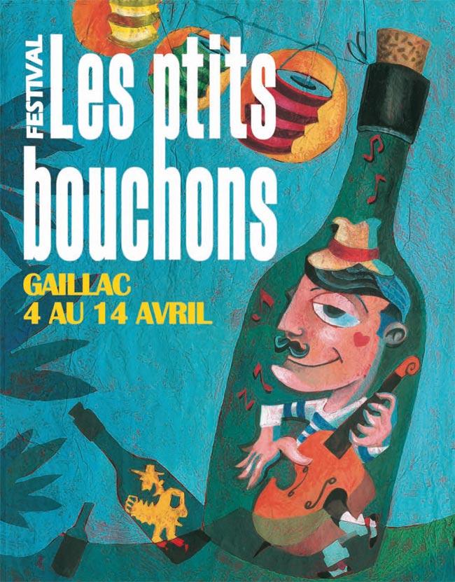 Festival Les Ptits Bouchons 2013 - Gaillac