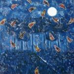 Poem to the Moon / Canto a la Luna, 1998 (c) Adis Soriane