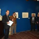 Remise d'une bisauteuse au Musée Raymond Lafage, Samedi 26 mars 2013 - Lisle sur Tarn / © Musée Raymond Lafage
