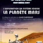 Soirée Esprit Tarnais, la planète Mars (c) François Darnez - Les petits lézards