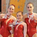 Trio espoir, Interzone sud 2013 - Valence / © Tempo Gym