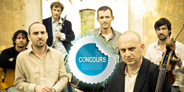 Gagnez des places pour le concert de L'Alba à Graulhet - Concours DTT